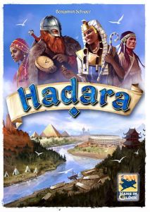 Hadara - Z-Man Games Board Game