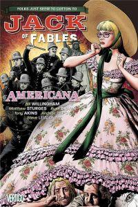 Jack of Fables - Vol 04: Americana - TP (MR)