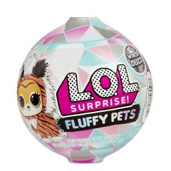 Fluffy Pets Winter Disco - LOL Dolls - L.O.L. Surprise!