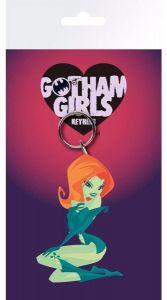 Poison Ivy Keyring - Gotham Girls - Batman