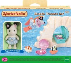 Seaside Treasure Set - Sylvanian Families