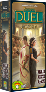 Agora Expansion | 7 Wonders Duel