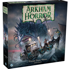 Under Dark Waves - Arkham Horror 3rd Edition Expansion