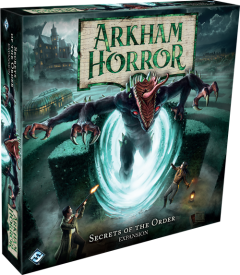 Secrets of the Order Expansion | Arkham Horror Third Edition