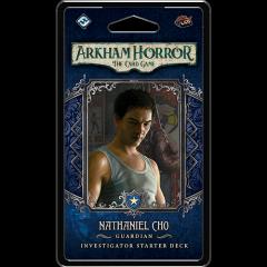 Nathaniel Cho Investigator Starter Deck - Arkham Horror LCG