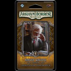 Harvey Walters Investigator Starter Deck - Arkham Horror LCG