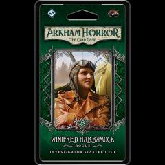 Winifred Habbamock Investigator Starter Deck   Arkham Horror LCG