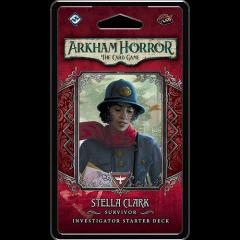 Stella Clark Investigator Starter Deck   Arkham Horror LCG