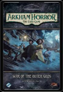 War of the Outer Gods Scenario Pack   Arkham Horror LCG