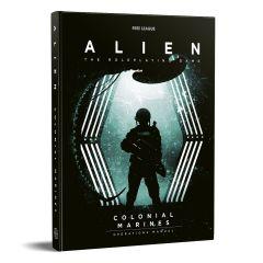 Colonial Marines Operations Manual   Alien RPG