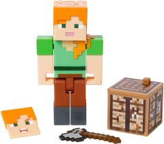 Alex - Minecraft Comic Maker Action Figure