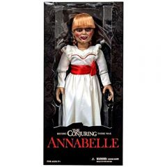 Annabelle Prop Replica Doll | The Conjuring | Annabelle Creation | Mezco