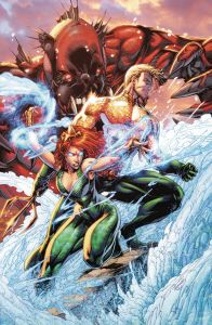 Aquaman | Vol 08:  Out of Darkness TP