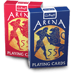Arena Playing Cards   Trefl