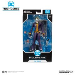 Joker | Arkham Asylum | DC Multiverse Action Figure