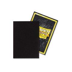 Black Matte Sleeves | Japanese Sized | Dragon Shield