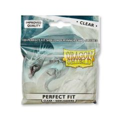 Clear Perfect Fit Sideloaders | Dragon Shield