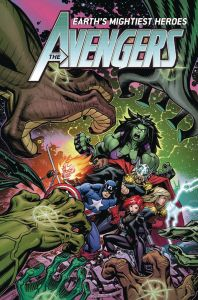 Avengers - Vol 06: Starbrand Reborn - TP