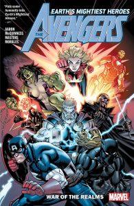 Avengers by Jason Aaron Vol 04: War of the Realms TP