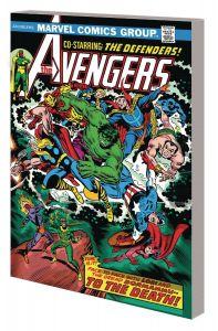 Avengers | Defenders War TP