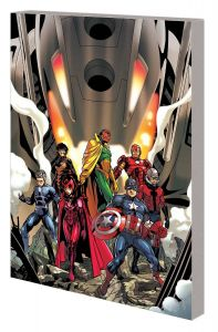 Avengers K | Book 02: Advent of Ultron TP
