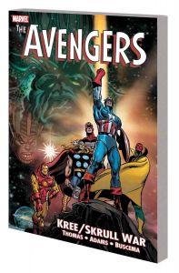 Avengers | Kree/Skrull War TP (New Printing)