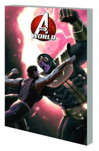 Avengers World Vol 04: Before Time Runs Out TP