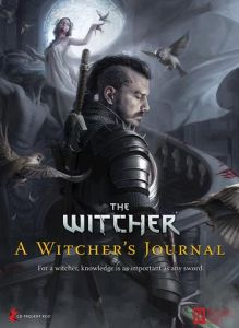 A Witcher's Journal - The Witcher RPG