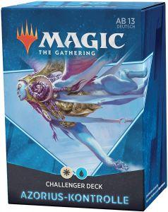 Azorius Control Pioneer Challenger Deck 2021 | Magic: The Gathering MTG
