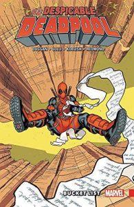 Despicable Deadpool - Vol 02: Bucket List - TP