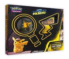 Detective Pikachu Cafe Figure Collection - Pokemon TCG