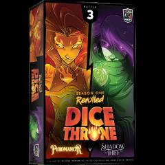 Pyromancer vs. Shadow Thief | Dice Throne ReRolled Season One Box 3