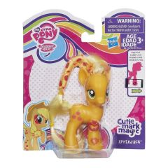 Applejack - Cutie Mark Magic Friends with Bracelet - My Little Pony Friendship is Magic