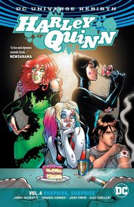 Harley Quinn - Vol 04: Surprise, Surprise - TP