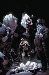 Batman Vol 01: Their Dark Designs - HC
