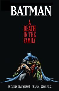Batman: Death in the Family Deluxe HC