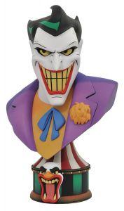 Joker 1/2 Scale Resin Bust   Batman The Animated Series   Diamond Select Statue