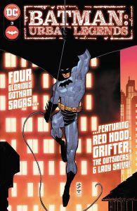BATMAN URBAN LEGENDS #3 CVR AROMITA JR