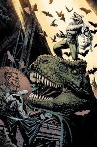 BATMAN VS BIGBY A WOLF IN GOTHAM #2 (OF 6) COVER A PAQUETTE