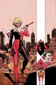 Batman: White Knight Presents: Harley Quinn HC