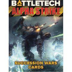 Alpha Strike: Succession Wars Cards | BattleTech