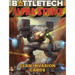 Alpha Strike: Clan Invasion Cards | BattleTech