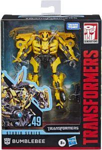 Deluxe Bumblebee - Transformers Studio Series 49 Figure