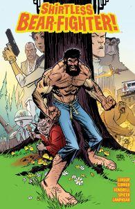 Shirtless Bear-Fighter - TP (MR)