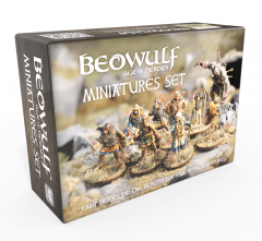 Miniatures Set: Beowulf Age of Heroes