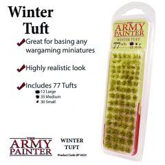 Winter Tuft   Army Painter