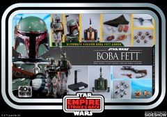 Boba Fett | Star Wars: The Empire Strikes Back | 1:6 Scale Collectible Figure | Hot Toys