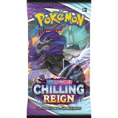 Sword & Shield: Chilling Reign Booster Pack | Pokemon TCG