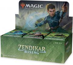 Zendikar Rising Draft Booster Pack - Magic: The Gathering