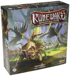 Runewars Miniatures Game Latari Elves Army Expansion Starter FFG Game